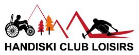 logo handiski club loisir
